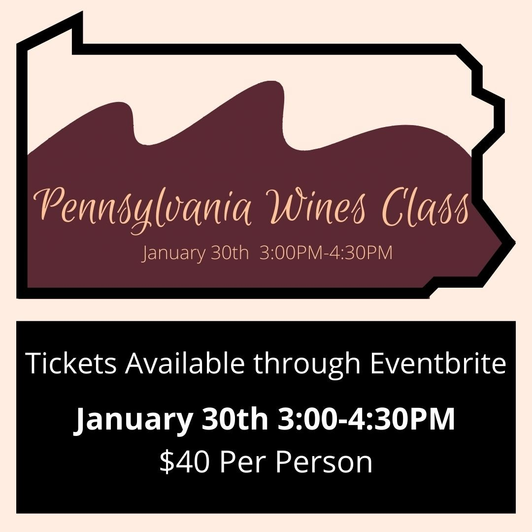 Pennsylvania Wines