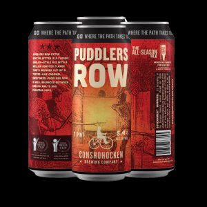 Puddlers Row Conshohocken Brewing